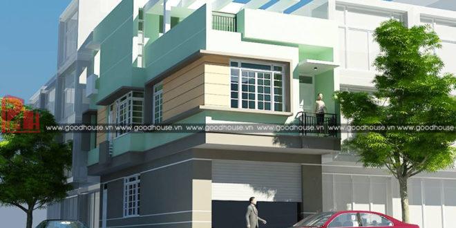 Thiết kế nhà phố tại Ninh Bình