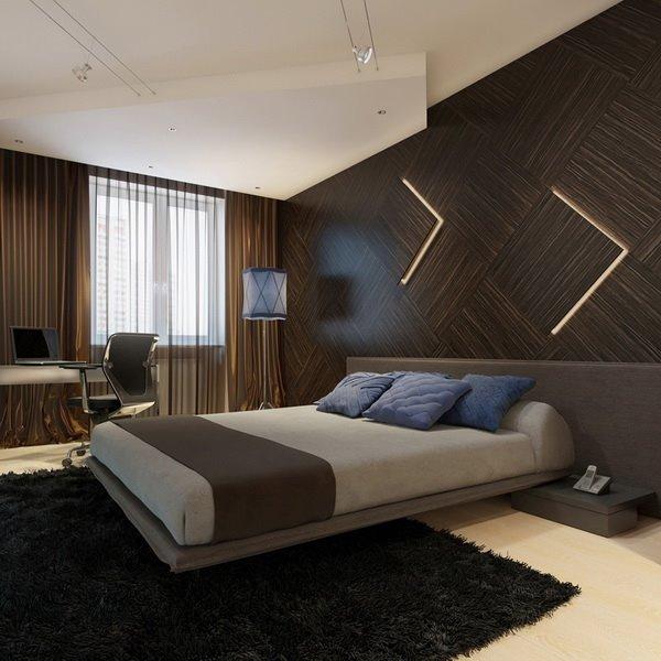 Chọn thảm trong phòng ngủ