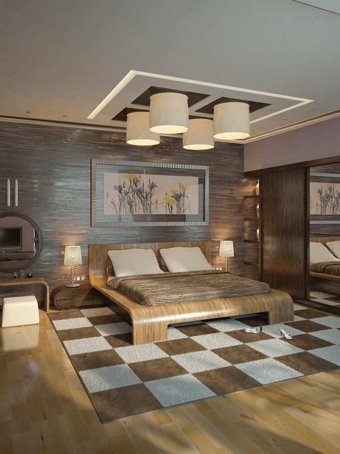 thảm trải sàn đẹp trong phòng ngủ
