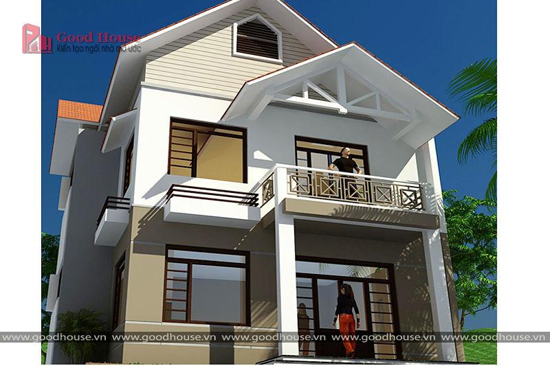 Thiết kế nhà ở hải dương 01