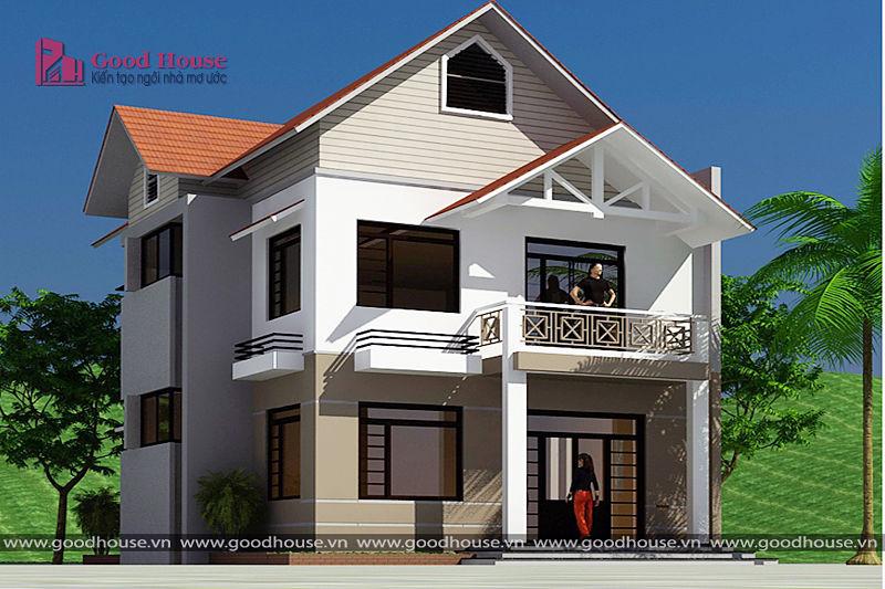 thiết kế nhà ở hải dương 03